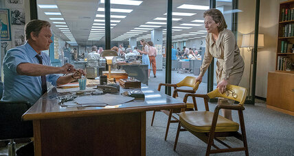 'The Post' is least successful when it's glorying in its own righteousness
