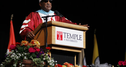 As sexual misconduct allegations surface, colleges rethink process of giving honorary degrees
