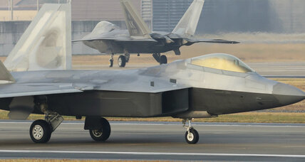 US sends stealth jets to South Korea for joint exercise and show of strength