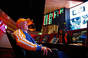 Gambling ban lifted legal age to gamble in florida casinos