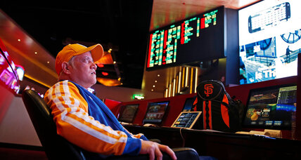 Lift the ban on sports gambling?