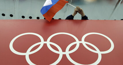 Russian athletes can compete in Games, but not under Russian flag