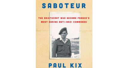 'The Saboteur' combines heroic World War II history with thriller dramatics