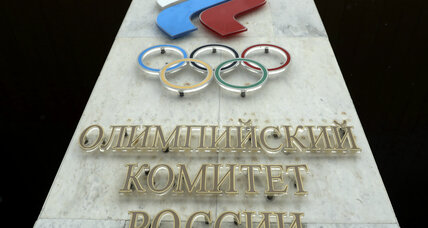 Russian athletes hope to compete at Olympics despite ban
