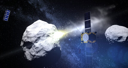 Why incoming asteroids shouldn't keep you up at night