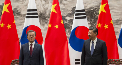 China willing to work with South Korea to maintain peace on Korean peninsula