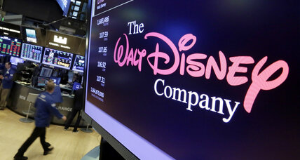 Disney buys most of 21st Century Fox for $52.4 billion