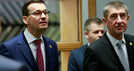 New Polish prime minister meets with EU leaders, aims to solidify ties