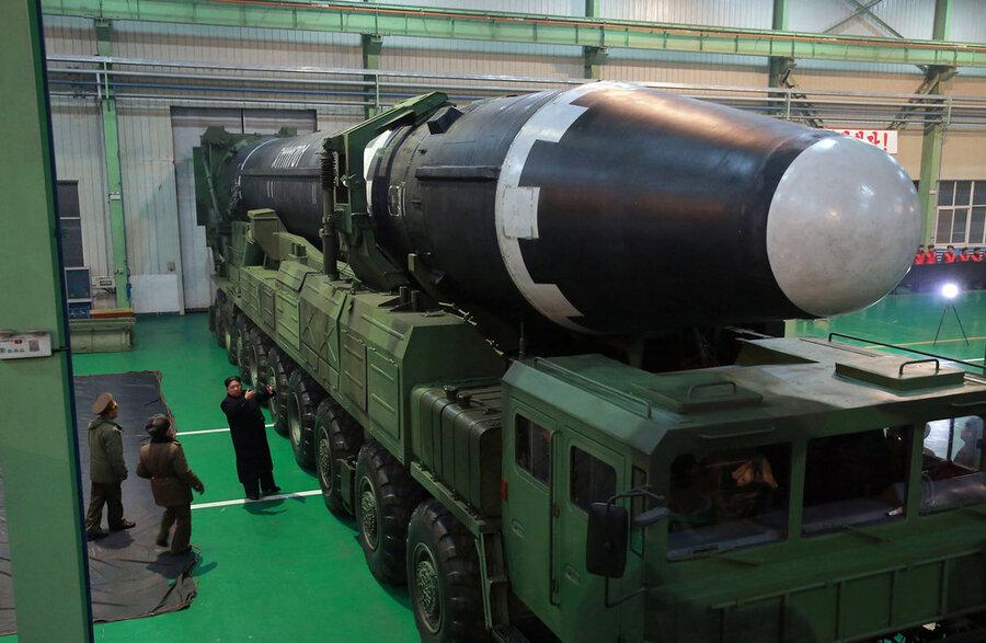 Hope for US-North Korea talks?