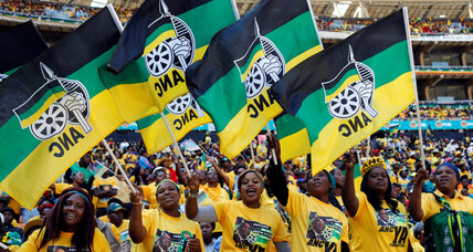 South Africa's ruling party to choose new leader