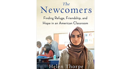 'The Newcomers' follows 22 immigrant students as they become Americans