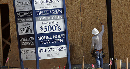Home prices surge 6.2 percent in a strong economy