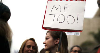 Americans draw the line differently when it comes to sexual harassment, new poll finds