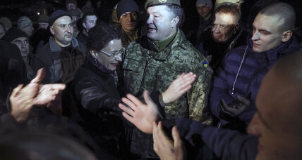 Could Ukrainian prisoner exchange signal progress toward peace?