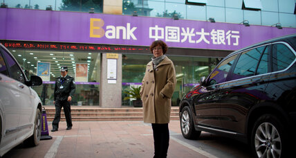 Chinese shadow banking presents economic, political challenges