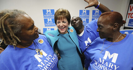 In Atlanta, some black voters weigh backing city's first white woman mayor