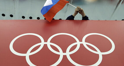 Russia's doping plot: Symptom of a deeper Olympic malaise?