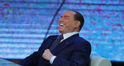 Berlusconi's improbable return to politics: Why Italy is giving him another look