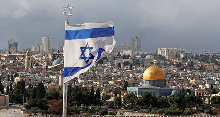What recognizing Jerusalem means for US role as Mideast mediator
