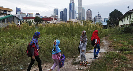 In Malaysia, religious concerns stall child-bride reform
