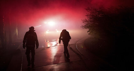 Skirball fire underscores calls for collaborative wildfire management