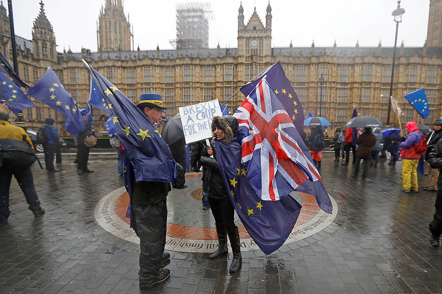 brexit could britain change its mind csmonitor com
