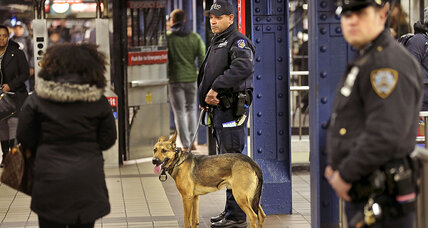 What foiled New York subway attack says about lone-wolf bombers