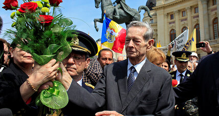In Romania, royal funeral prompts regrets