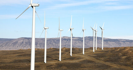 Why coal-rich Wyoming is investing big in wind power