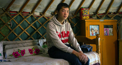 In a changing Mongolia, higher stakes for out-of-school herding boys
