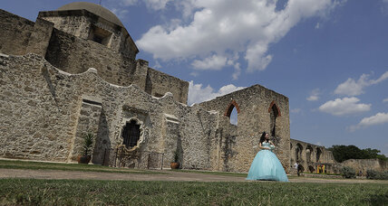 Remember the Alamo? Why some Texans embrace a broader history.