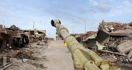 Libya crisis as opportunity: Who are the Madkhalis?