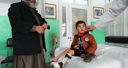 How insecurity in Afghanistan is constraining the Red Cross