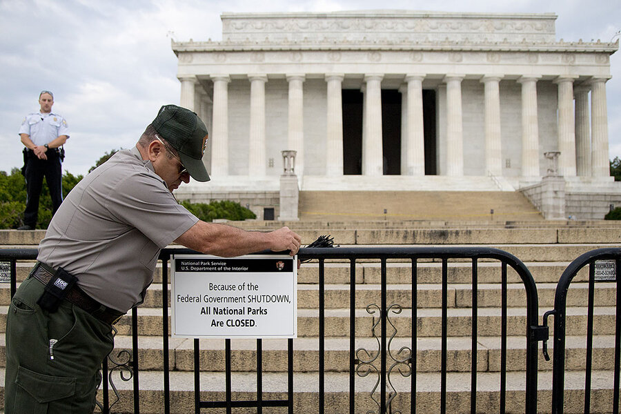 COMMENTS: Government Shutdown Increasing Stress on Federal Workers, Contractors, Families, APA Says