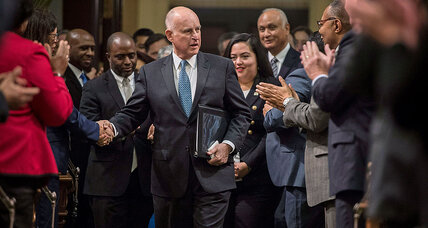 California's big question: What happens after Jerry Brown?
