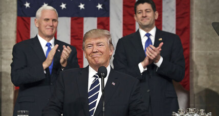 State of the Union: How 'Teleprompter Trump' can win the night