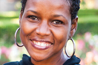 East St. Louis has had it tough. But here's how one woman celebrates the good.