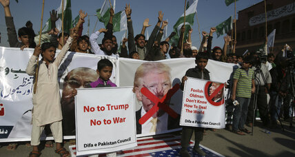 Trump tweet triggers diplomacy meetings in Pakistan