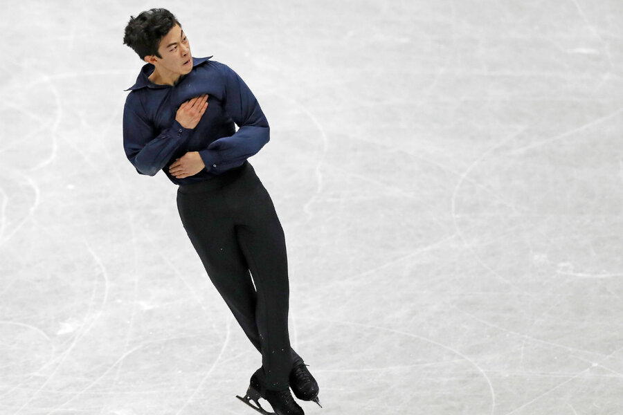 Olympic figure skating jumps