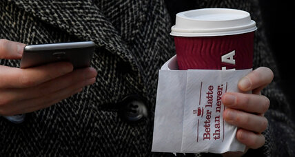 Britain considers 'latte levy' to limit coffee cup waste