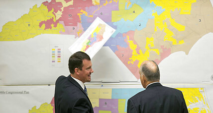 Judges strike down North Carolina GOP-drawn voting map