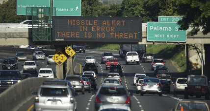 False missile alert raises questions about preparedness