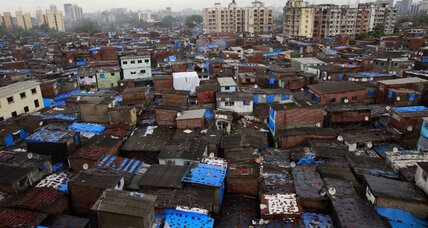 As Indian cities develop, minorities forced into slums