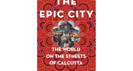 'Epic City' tells the story of a young expat and his love affair with Calcutta
