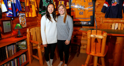 Minnesota sisters used to sharing the ice will play hockey for separate Olympic teams