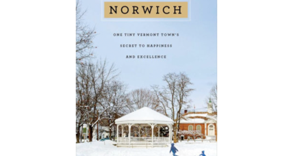 'Norwich' is the town that grows Olympians