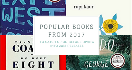 7 popular books from 2017