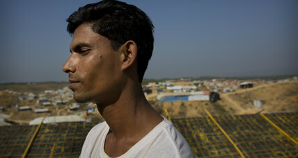 Refugees in limbo: Rohingya reluctant to go home