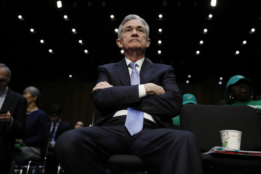 Confirmed As Fed Chairman Powell Aims To Avoid Economic