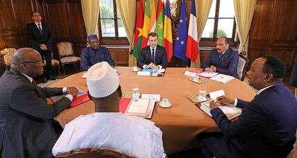 Briefing: Is Macron set to finally smooth Franco-African relations?
